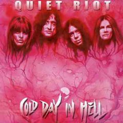 Cold Day In Hell (2002 reissue of Terrified)