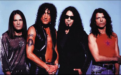Quiet Riot lineup 2001