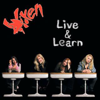 Vixen - Live &Learn
