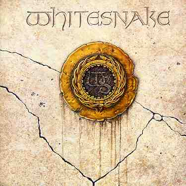 Whitesnake - s/t(1987)