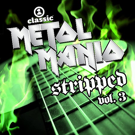 VH-1 Classic Metal Mania Stripped - Vol.3