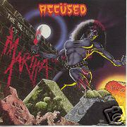 The Accused - The Return Of Martha Splatterhead (1986)