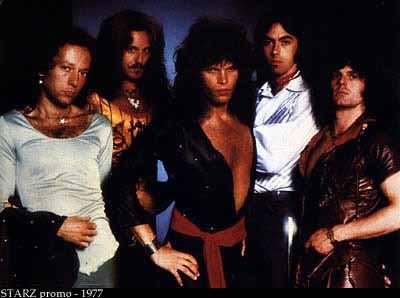 Starz lineup1977