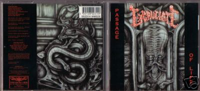Excruciate - Passage Of Life (1993) for $300.01