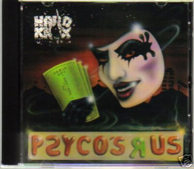 Hard Knox - Psychos R Us(1993)