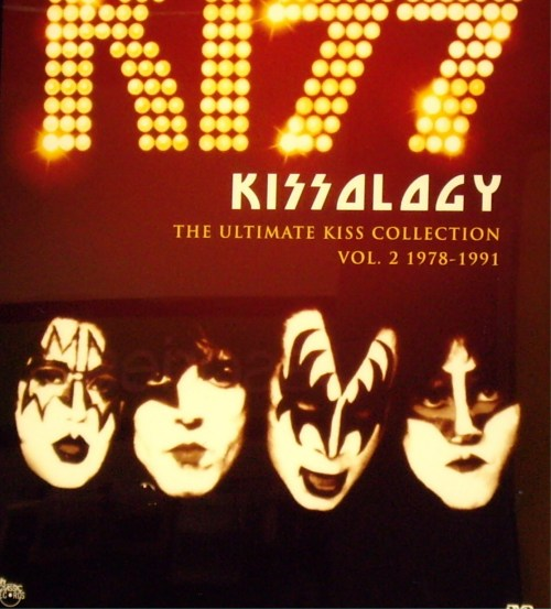 KISSology Volume 2 cover