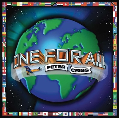 Peter Criss - One For All (2007)