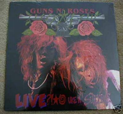 GNR E.P. (1986) frontcover