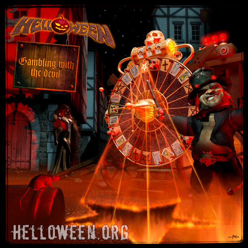 Helloween - Gambling With The Devil(2007)