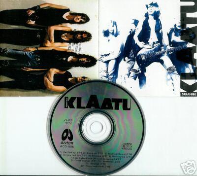 Klaatu - Strange (199) for$543