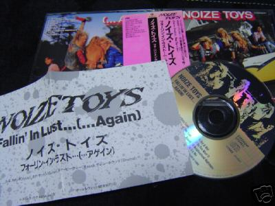 Noize Toys - Fallin' In Lust…Again (1989) for $115.10