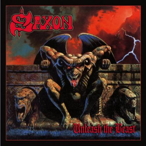 Saxon - Unleash The Beast (1997) album artwork