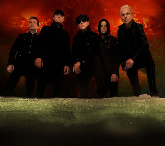 Scorpions 2007lineup