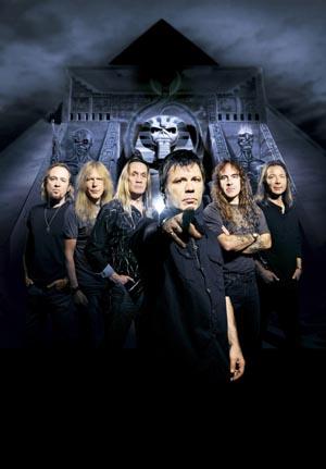 Iron Maiden2008