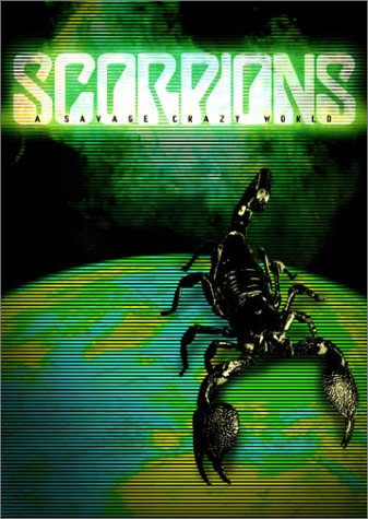 Scorpions - A Savage Crazy World DVD (2002)