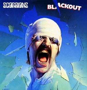 Scorpions - Blackout(1982)