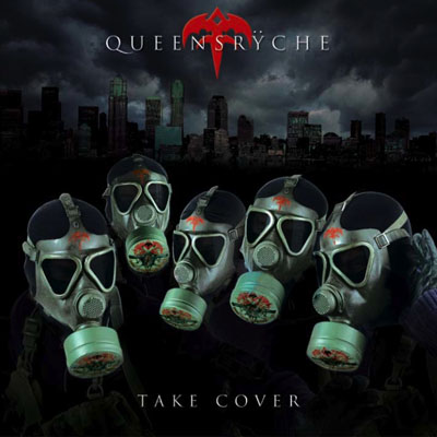 Queensryche - Take Cover (2007) artwork