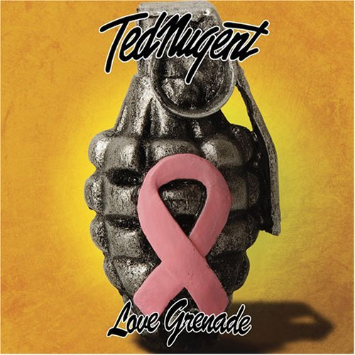 Ted Nugent - Love Grenade (2007)