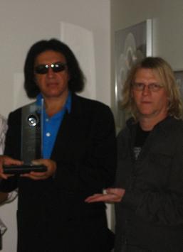 Gene Simmons & Ken GullicSr.