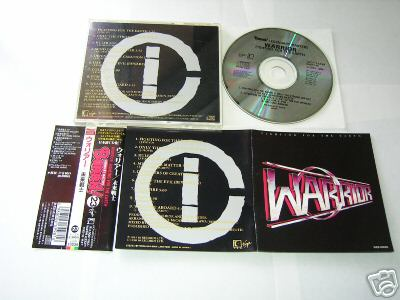Warrior - Fighting For The Earth (1985) Japan import for$152.50