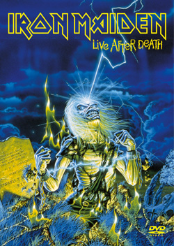 Iron Maiden - Live After DeathDVD
