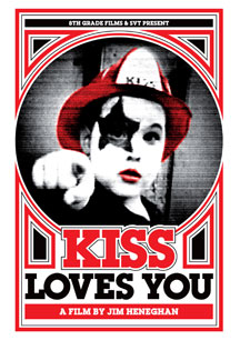 KISS Loves You DVD (2007)