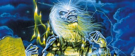 Iron Maiden - Eddie(1985)