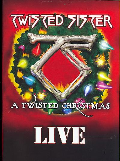 Twisted Sister - A Twisted Christmas Live DVD (2007)