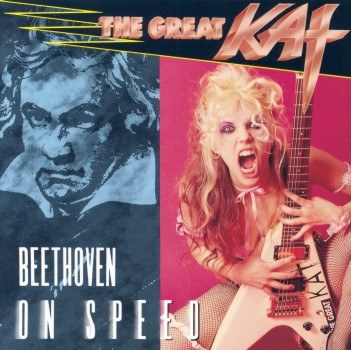 The Great Kat - Beethoven On Speed(1990)
