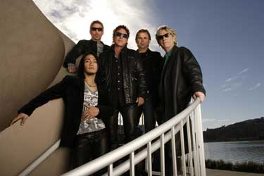 Journey band lineup2008