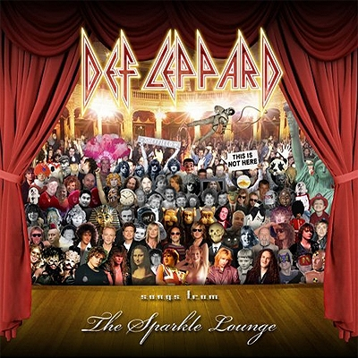Def Leppard - Songs From The Sparkle Lounge (2008)