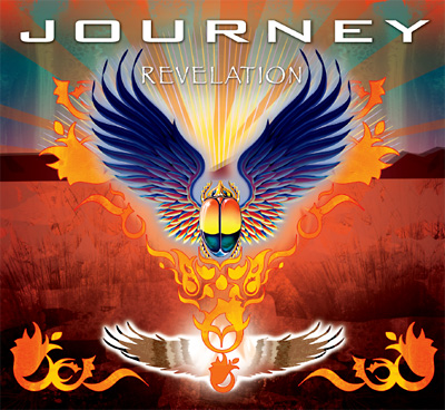 wallpaper journey band