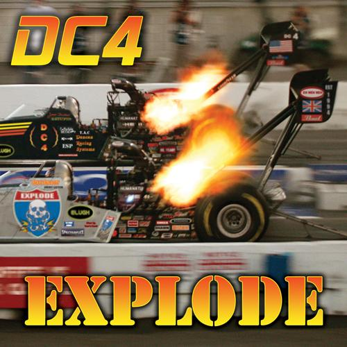 DC4 – Explode (2007, independent release)