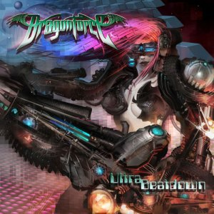 Dragonforce - Ultra Beatdown (2008)