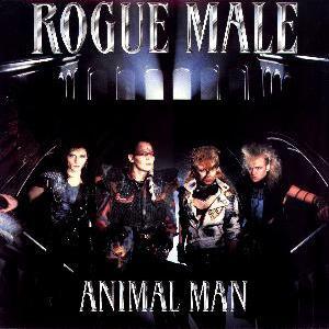 6d06e273 Rogue Male – Animal Man (1986/2008 reissue) | Heavy Metal Addiction