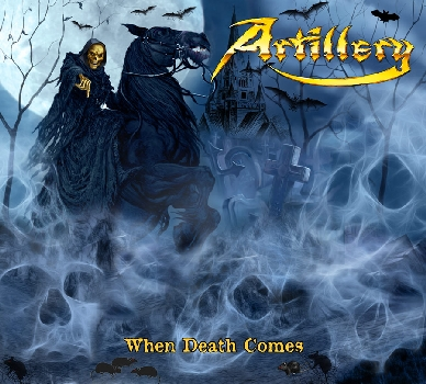 artillery-when-death-comes-2009