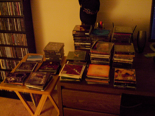 current-cd-pile