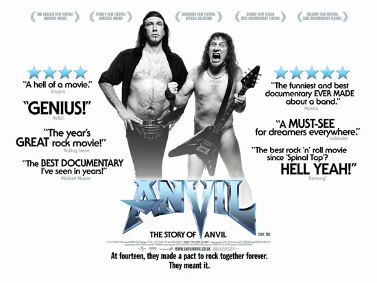 The Story Of Anvil movie pic
