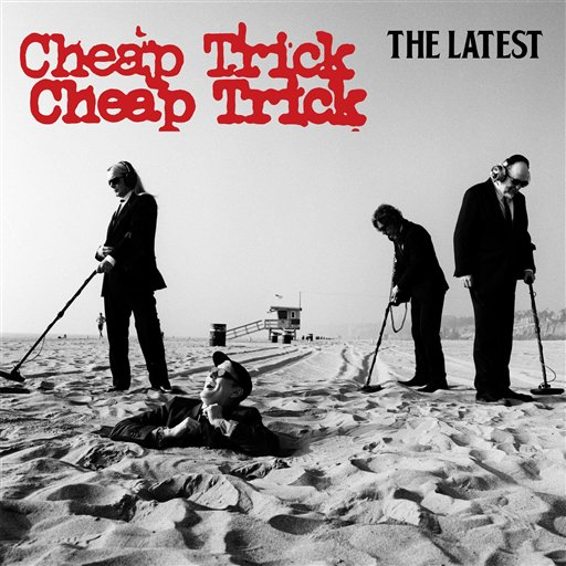 Cheap Trick - The Latest (2009)