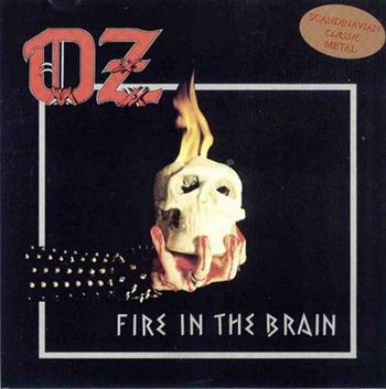 oz fire in the brain