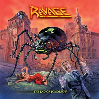 Ravage - The End Of Tomorrow (2009)