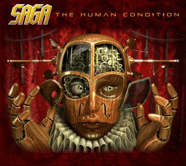 Saga - The Human Condition (2009)