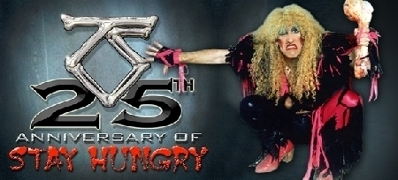 Stay Hungry 25th promo pic