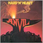 Anvil - Hard 'N' Heavy (1981)