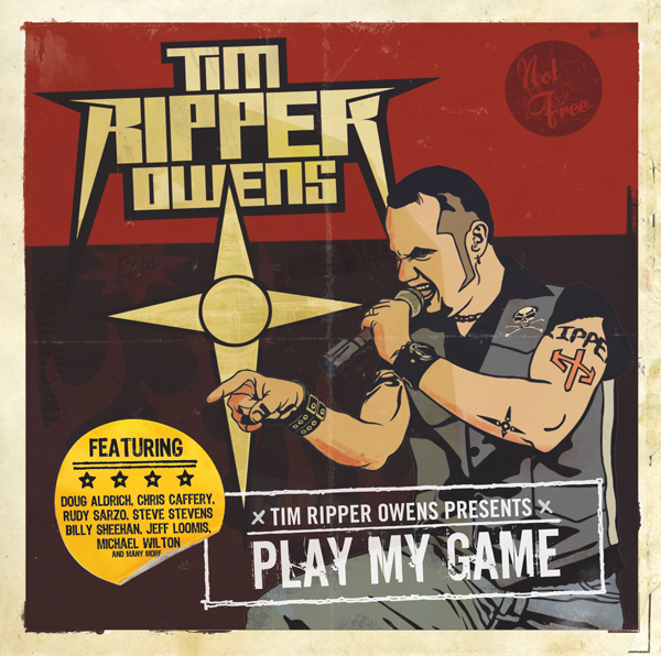 Tim 'Ripper' Owens - Play My Game (2009)