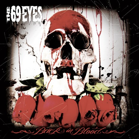 69 eyes - back in blood (2009)