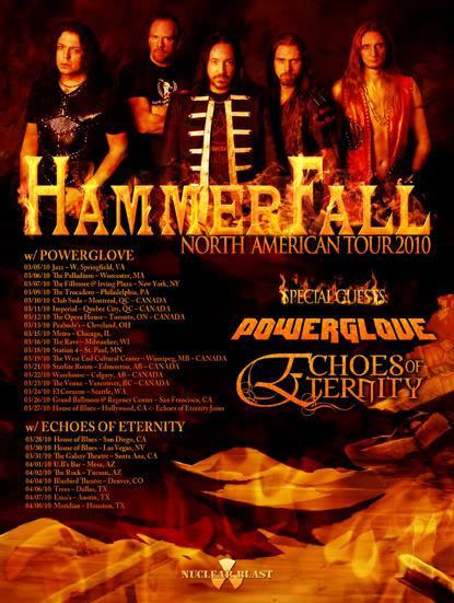 Hammerfall pa sonisphere