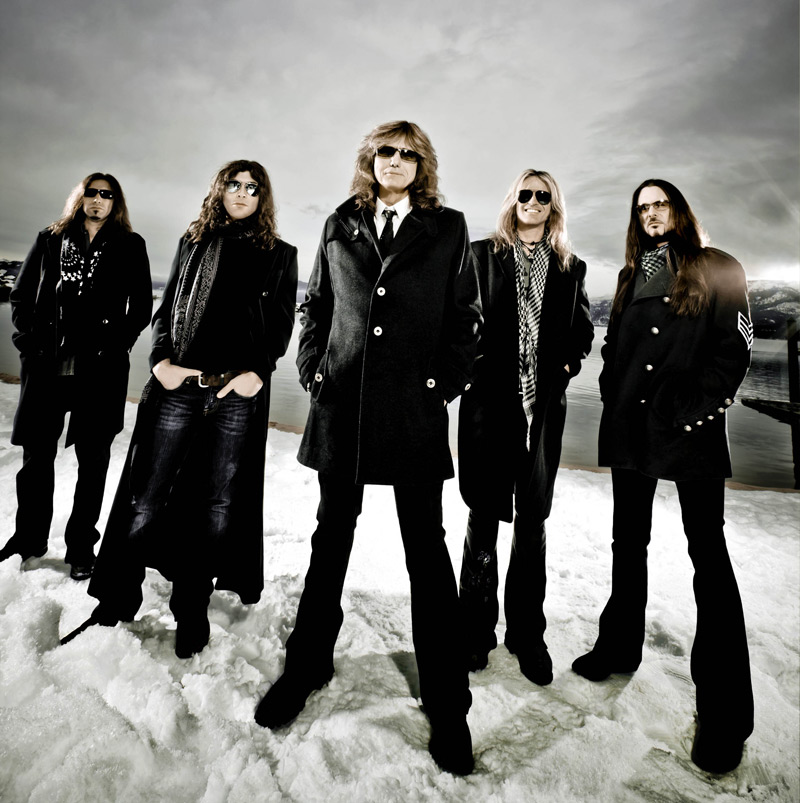 Top Korea 팝 스타: [News] Rock band 'Whitesnake' to hold 1st ...
