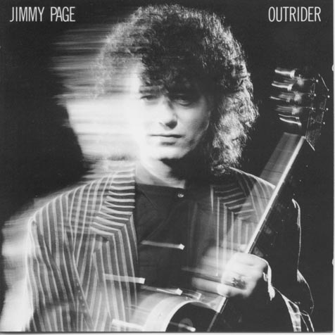 jimmy page - outrider (1988)