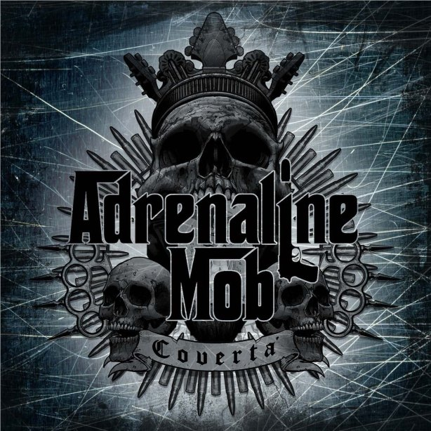 Adrenaline Mob - Coverta (2013)
